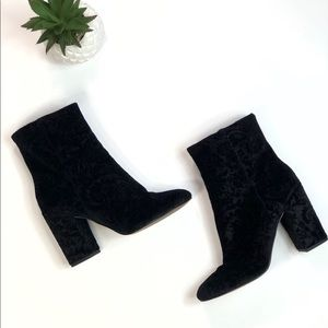 Rebecca Minkoff Bruce Booties Size 7.5